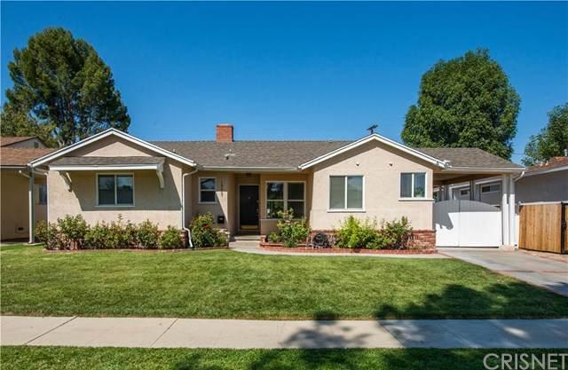 19557 Haynes Street, Reseda, CA 91335 (#SR20199871) :: Crudo & Associates