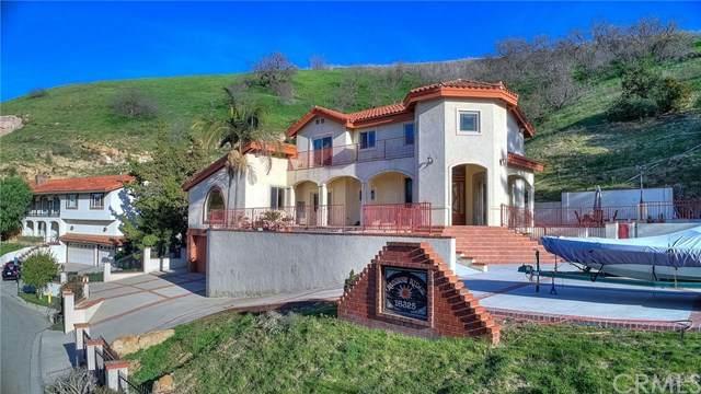 16325 Rainbow Ridge Road, Chino Hills, CA 91709 (#TR20199563) :: The Najar Group