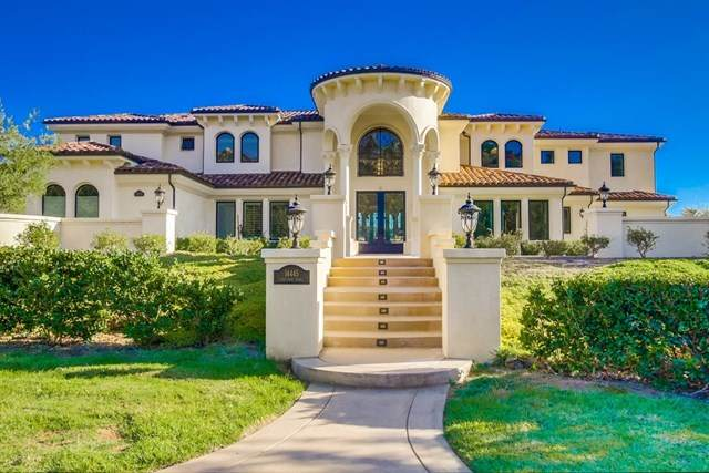 14445 Cheyenne Trail, Poway, CA 92064 (#200046268) :: Re/Max Top Producers