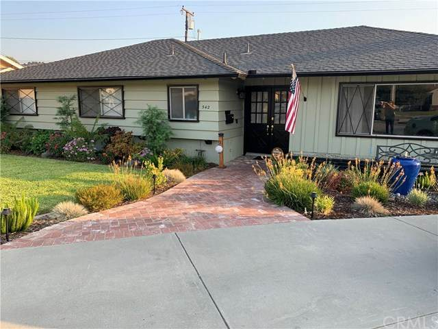 542 E Walnut Avenue, Glendora, CA 91741 (#CV20199953) :: Re/Max Top Producers