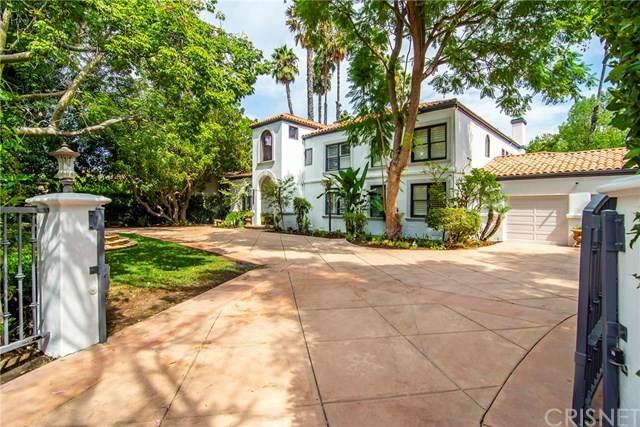 19075 Wells Drive, Tarzana, CA 91356 (#SR20197961) :: Go Gabby