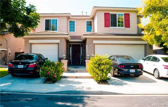 215 N Rose Blossom Lane, Anaheim Hills, CA 92807 (#PW20199309) :: Team Forss Realty Group