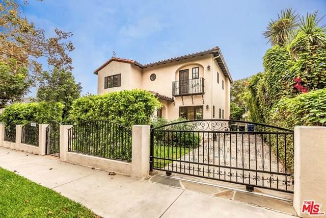733 N Citrus Avenue, Los Angeles (City), CA 90038 (#20637122) :: Pam Spadafore & Associates