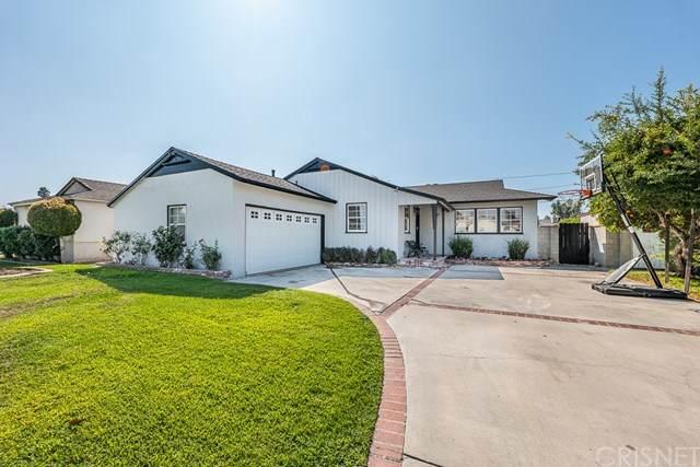 15148 Minnehaha Street, Mission Hills (San Fernando), CA 91345 (#SR20198382) :: Go Gabby