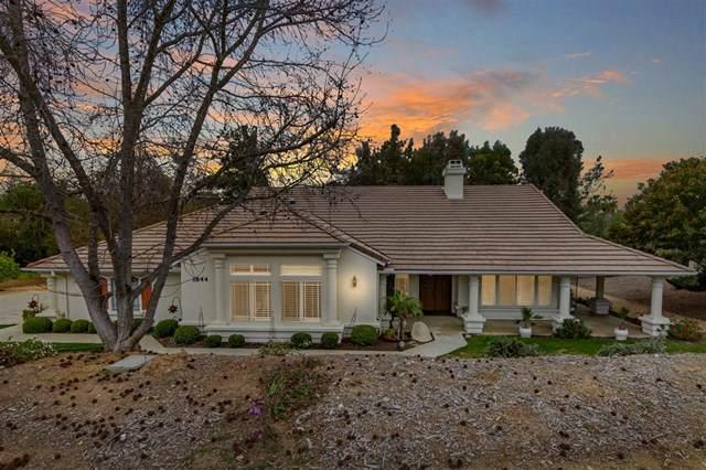 1844 Palomares Rd, Fallbrook, CA 92028 (#200046285) :: Hart Coastal Group