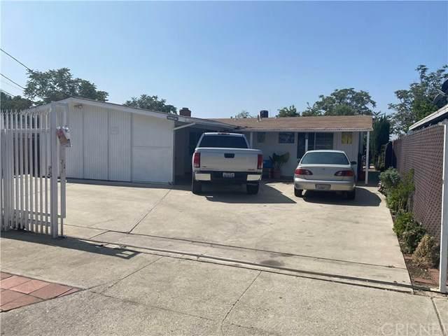 11107 El Dorado Avenue, Pacoima, CA 91331 (#SR20200005) :: The Laffins Real Estate Team