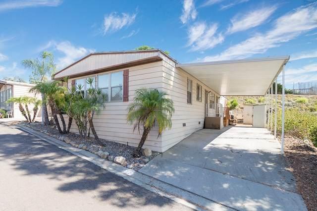 9395 Harritt #77, Lakeside, CA 92040 (#200046292) :: The Laffins Real Estate Team