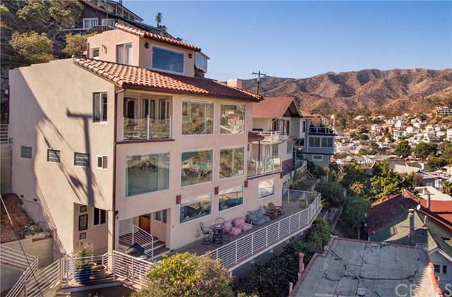 150 Middle Terrace Road, Avalon, CA 90704 (#PW20197963) :: Hart Coastal Group
