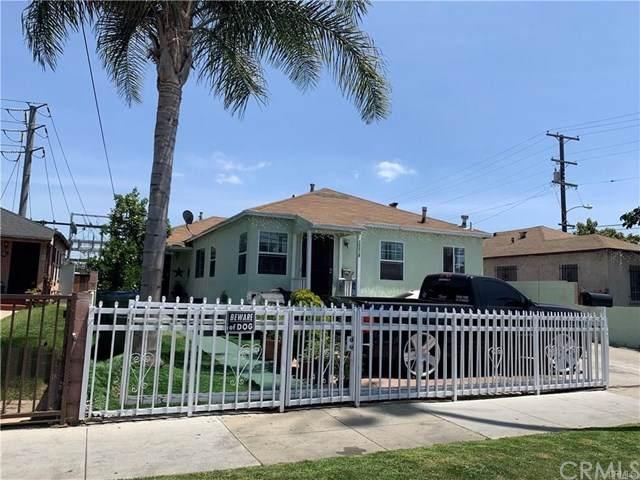 10318 S Freeman Ave, Inglewood, CA 90304 (MLS #TR20200134) :: Desert Area Homes For Sale