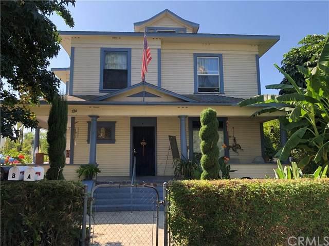 724 W 2nd Street, Pomona, CA 91766 (#TR20200072) :: Z Team OC Real Estate