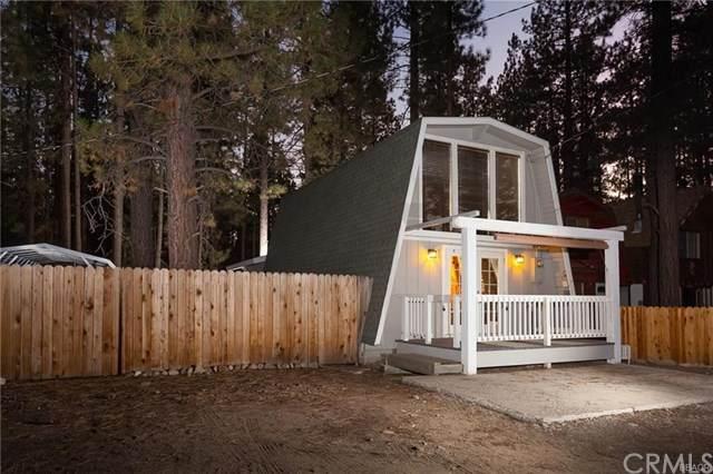 814 Robinhood Boulevard, Big Bear, CA 92314 (#EV20199223) :: Re/Max Top Producers