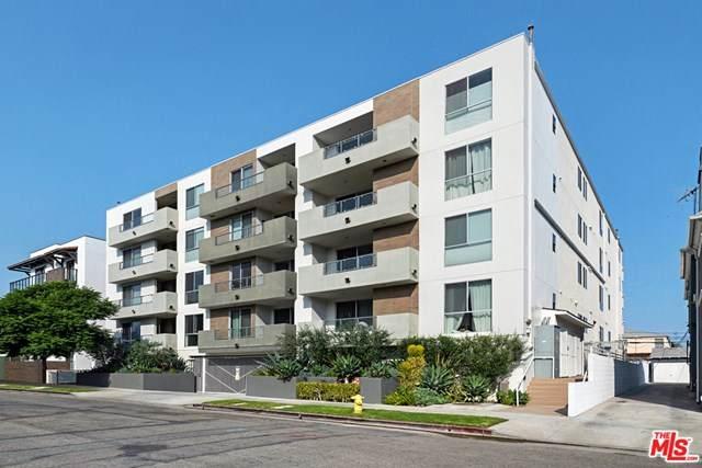 118 N Kings Road #304, Los Angeles (City), CA 90048 (#20637110) :: Berkshire Hathaway HomeServices California Properties