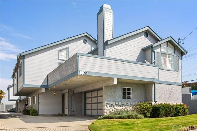 1809 Vanderbilt Lane A, Redondo Beach, CA 90278 (#OC20199653) :: The Miller Group