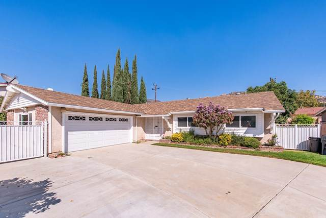 2236 Lana Court, Simi Valley, CA 93063 (#220009970) :: The Laffins Real Estate Team