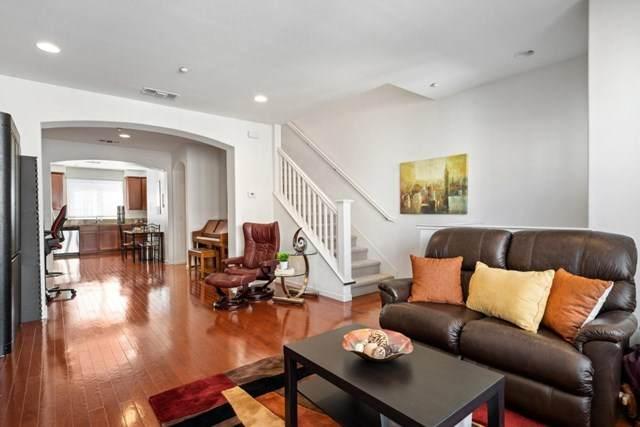 202 Peppermint Tree Terrace #2, Sunnyvale, CA 94086 (#ML81812483) :: Blake Cory Home Selling Team