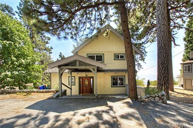 25079 Ocean View Drive, Crestline, CA 92325 (#EV20200260) :: Berkshire Hathaway HomeServices California Properties