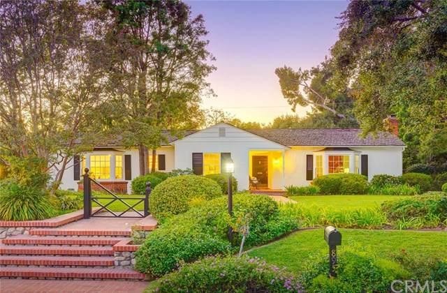 895 San Vicente Road, Arcadia, CA 91007 (#AR20198461) :: The Parsons Team