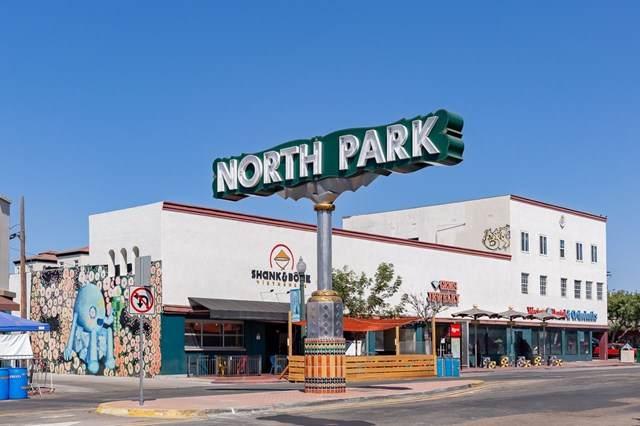 3695 Texas St #6, San Diego, CA 92104 (#200046329) :: Hart Coastal Group