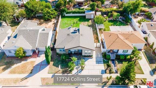 17724 Collins Street, Encino, CA 91316 (#20601676) :: The Brad Korb Real Estate Group