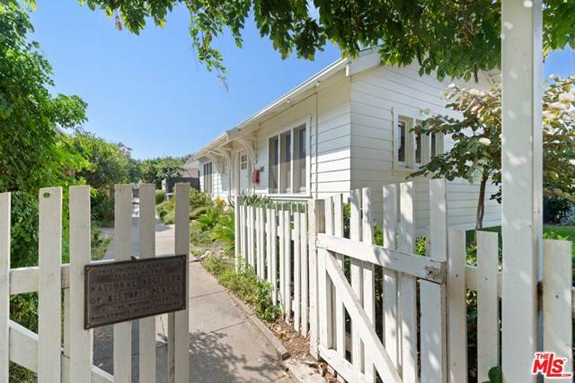 301 N Garfield Avenue, Pasadena, CA 91101 (#20637330) :: Z Team OC Real Estate