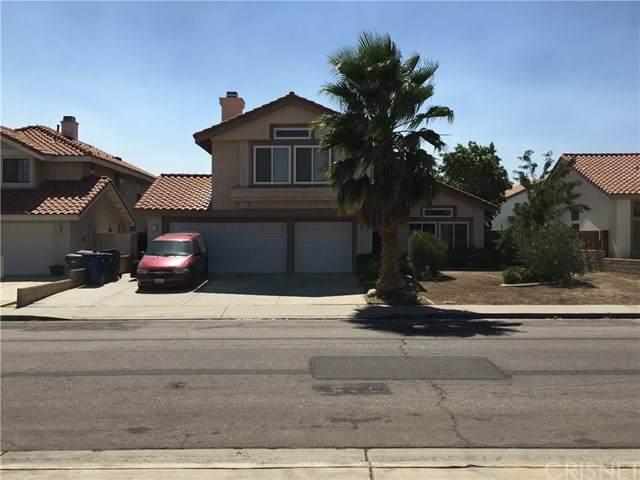 3134 Maricotte Drive, Palmdale, CA 93550 (#SR20200488) :: Hart Coastal Group