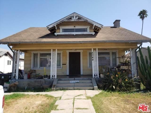 5348 Brynhurst Avenue, Los Angeles (City), CA 90043 (#20636424) :: The Najar Group