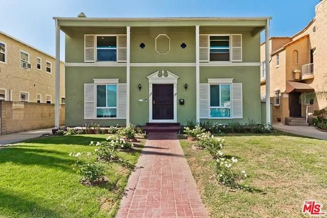 1241 S Redondo Boulevard, Los Angeles (City), CA 90019 (#20635290) :: Berkshire Hathaway HomeServices California Properties
