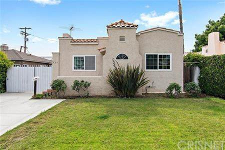 721 N Orange Grove Avenue, Los Angeles (City), CA 90046 (#SR20200067) :: RE/MAX Empire Properties