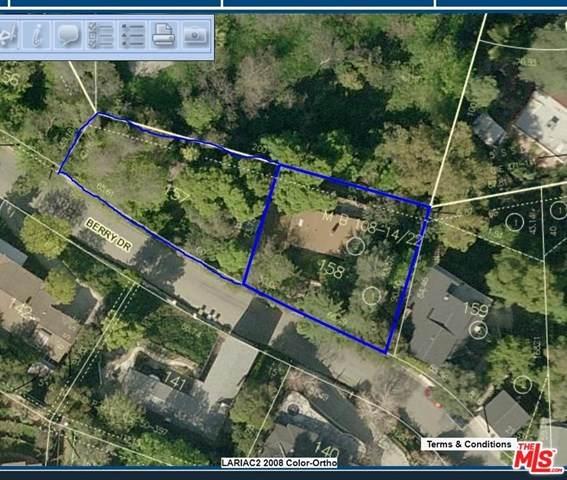 3748 Berry Drive, Studio City, CA 91604 (#20637256) :: Compass