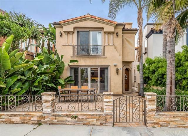 351 30th Street, Hermosa Beach, CA 90254 (#SB20199821) :: Better Living SoCal