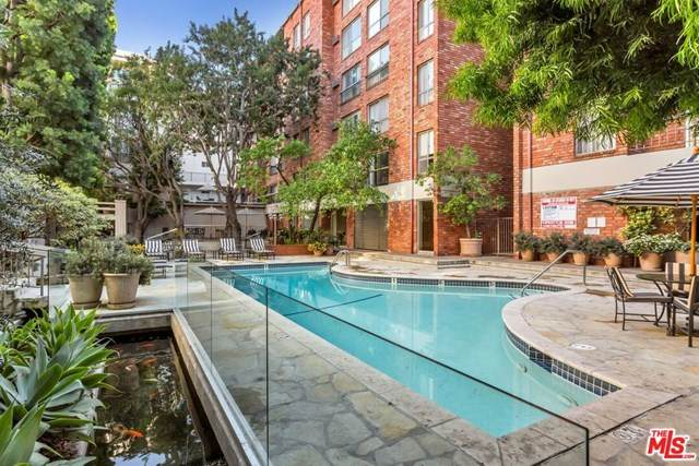 1440 Veteran Avenue #515, Los Angeles (City), CA 90024 (#20637376) :: Crudo & Associates