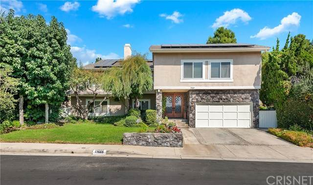 17669 Orna Drive, Granada Hills, CA 91344 (#SR20200719) :: The Laffins Real Estate Team