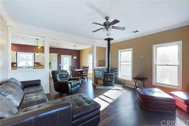 15124 Acacia Way, Pine Mountain Club, CA 93222 (#SR20199422) :: Berkshire Hathaway HomeServices California Properties