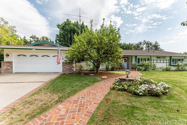 11750 Shoshone Avenue, Granada Hills, CA 91344 (#SR20199370) :: The Laffins Real Estate Team