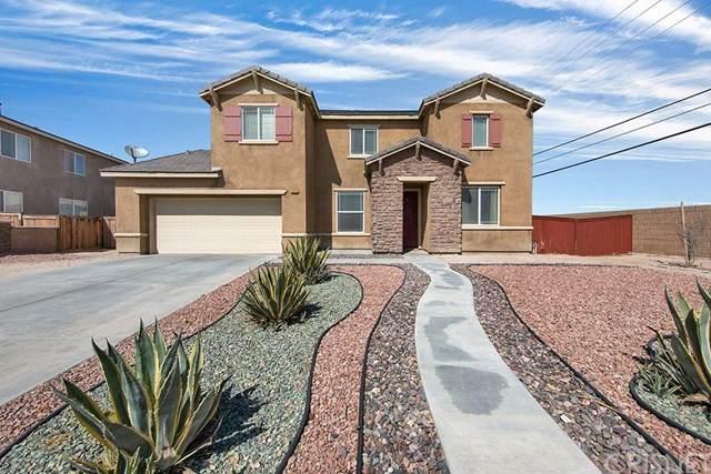 3009 Perdot Avenue, Rosamond, CA 93560 (#SR20197614) :: Berkshire Hathaway HomeServices California Properties