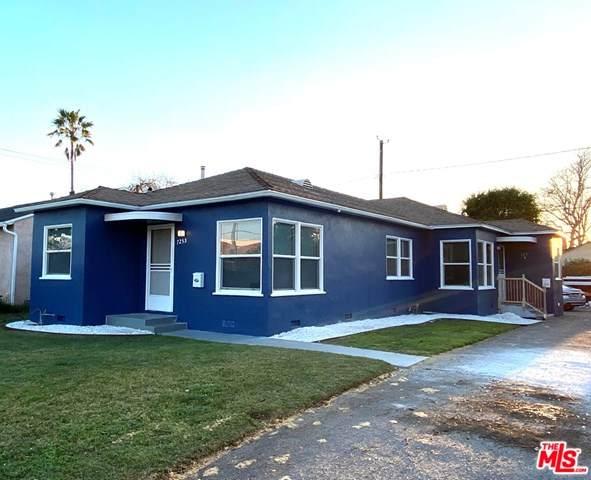 725 N Mariposa Street, Burbank, CA 91506 (#20637548) :: The Najar Group