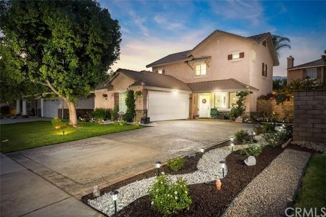 9516 Arborglen Drive, Rancho Cucamonga, CA 91730 (#IV20199958) :: The Laffins Real Estate Team