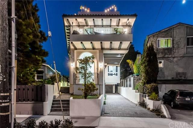 636 Vincent Park #A, Redondo Beach, CA 90277 (#SB20200007) :: The Miller Group