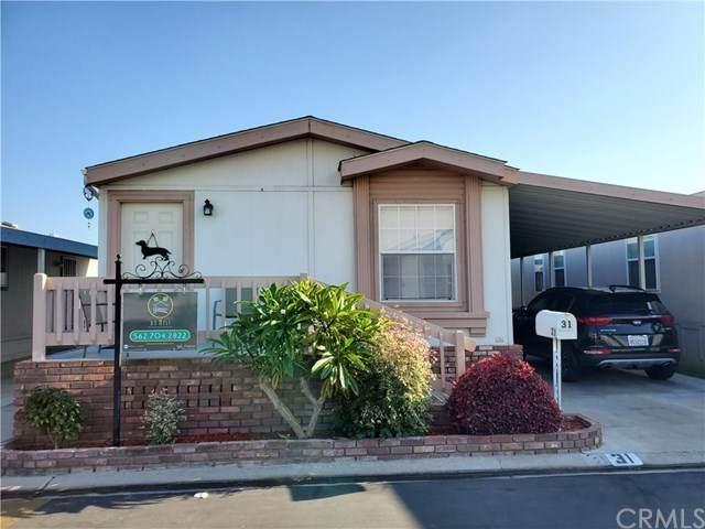19127 Pioneer Boulevard #31, Artesia, CA 90701 (#PW20200840) :: RE/MAX Empire Properties