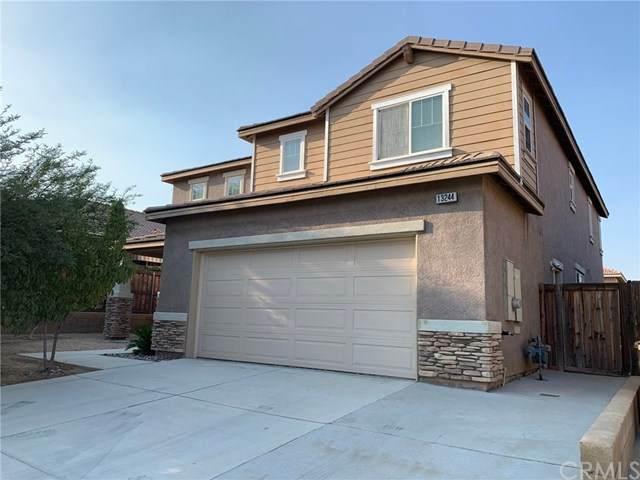 13244 Placentia Street, Hesperia, CA 92344 (#TR20200894) :: The Laffins Real Estate Team