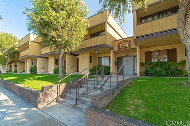 434 W 223rd Street #122, Carson, CA 90745 (#SB20199559) :: The Laffins Real Estate Team