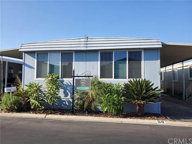 19127 Pioneer Boulevard #58, Artesia, CA 90701 (#PW20200873) :: RE/MAX Empire Properties