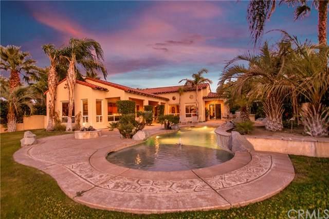 382 Loch Lomond Road, Rancho Mirage, CA 92270 (#SB20200807) :: Compass