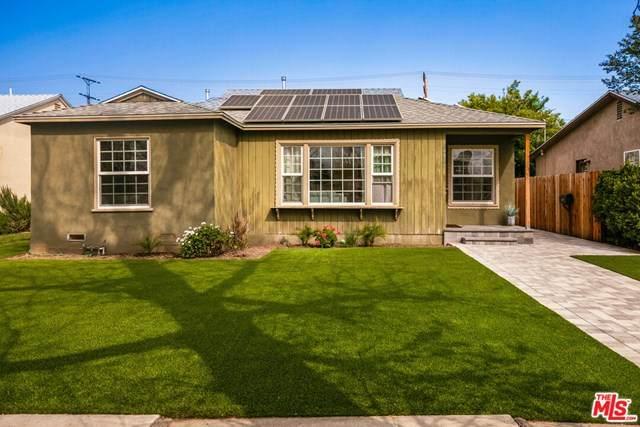 6442 Yarmouth Avenue, Reseda, CA 91335 (#20637600) :: Crudo & Associates