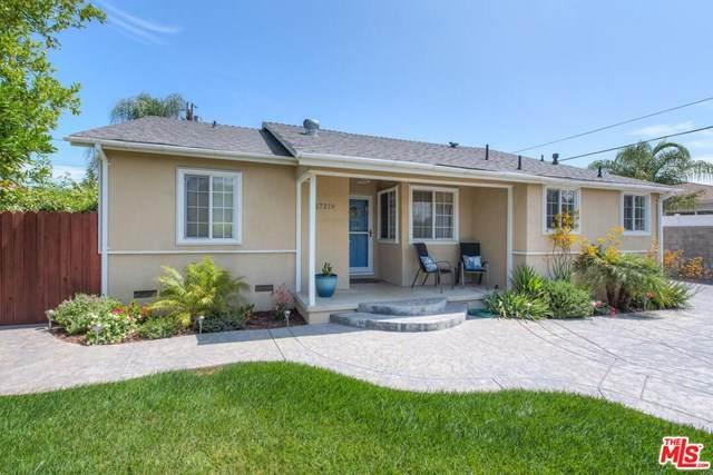 17219 Lanark Street, Lake Balboa, CA 91406 (#20637434) :: Crudo & Associates