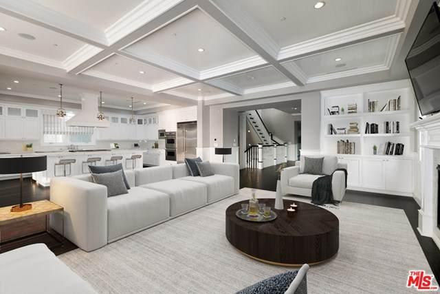 701 Via De La Paz, Pacific Palisades, CA 90272 (#20637136) :: Berkshire Hathaway HomeServices California Properties
