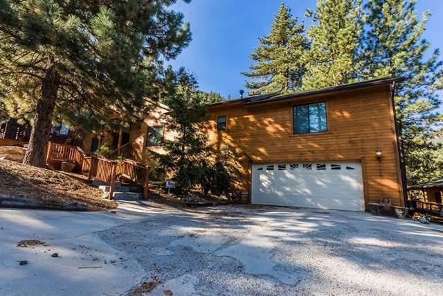 1613 Lassen, Pine Mountain Club, CA 93222 (#SR20198174) :: Berkshire Hathaway HomeServices California Properties