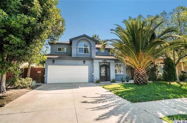 14138 Valerio Street, Van Nuys, CA 91405 (#320003410) :: Mark Nazzal Real Estate Group