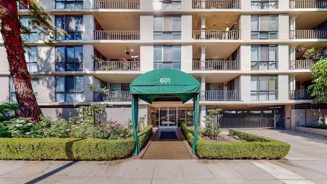 601 Del Mar Boulevard #503, Pasadena, CA 91101 (#P1-1467) :: Go Gabby
