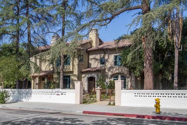 168 S Sierra Madre Boulevard #115, Pasadena, CA 91107 (#P1-1466) :: Go Gabby